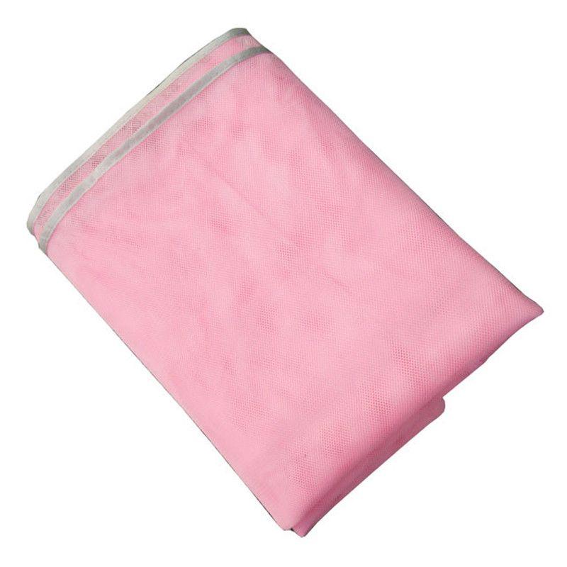 Пляжный Коврик Sand Free Mat, 200х150 см (Цвет: Розовый)