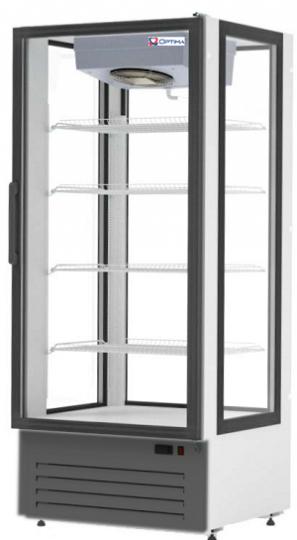 Холодильный шкаф Optima exclusive 7M4