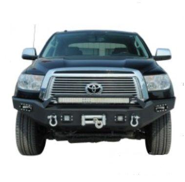 Передний силовой бампер Toyota Tundra 2010-2014