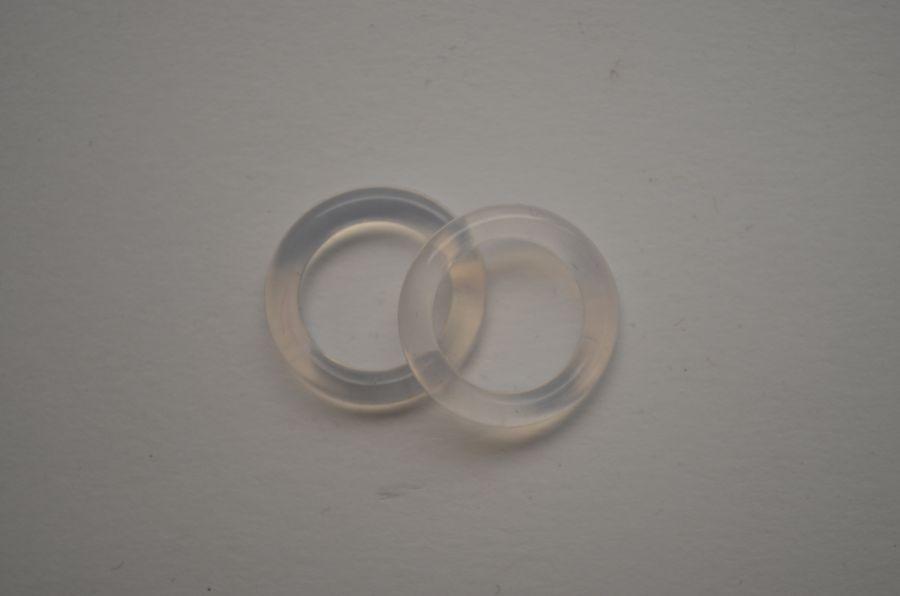 Прокладка резиновая к крышке предохр. клапана AR44 (большое -23 мм) для Silter