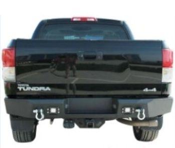 Задний силовой бампер Toyota Tundra 2010-2014