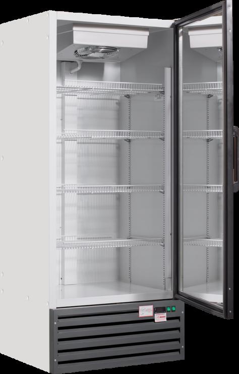 Холодильный шкаф Optima crystal 5M