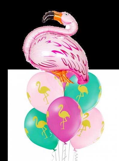 Новый фонтан Фламинго