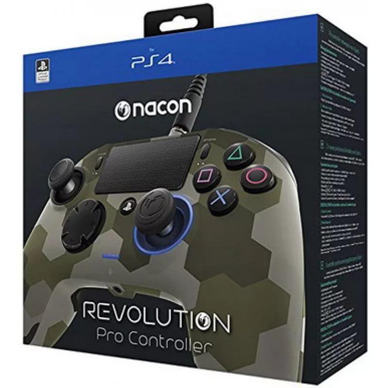 Геймпад Nacon Revolution Pro Controller Зеленый камуфляж