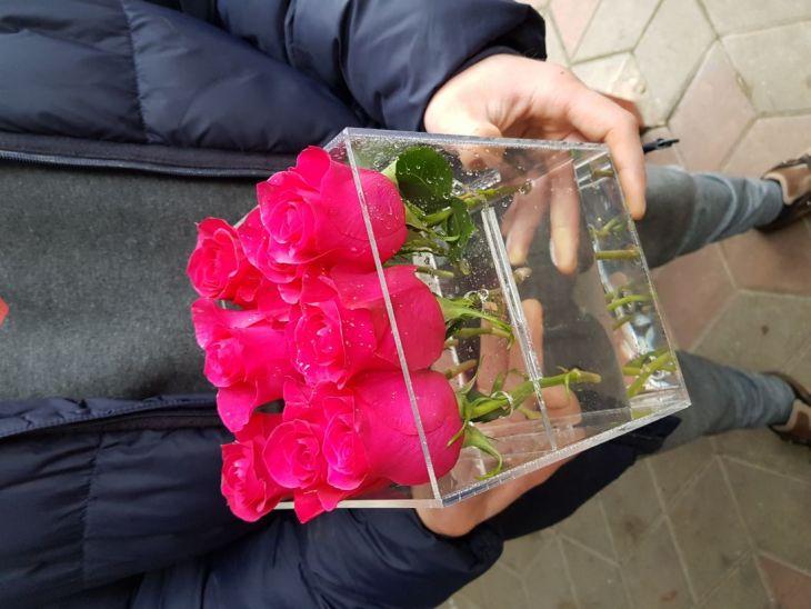 Акриловая коробочка-9