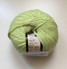 Jeans (Yarnart) 11-оливковый