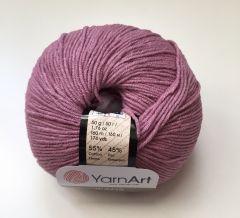 Jeans (Yarnart) 65-сухая роза