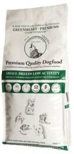 GREENHEART Small Breed Low Activity