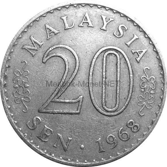Малайзия 20 сен 1969 г.
