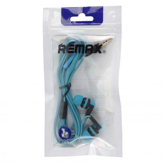 Наушники вакуумные Remax E22 (в пакетике)