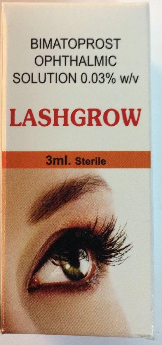 Средство для роста ресниц Lashgrow