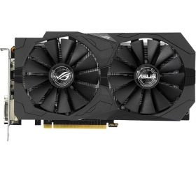 Видеокарта ASUS GeForce GTX 1050 Ti Strix OC Gaming 4096Mb