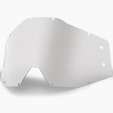 100% - Forecast Lens - Bumps линза прозрачная