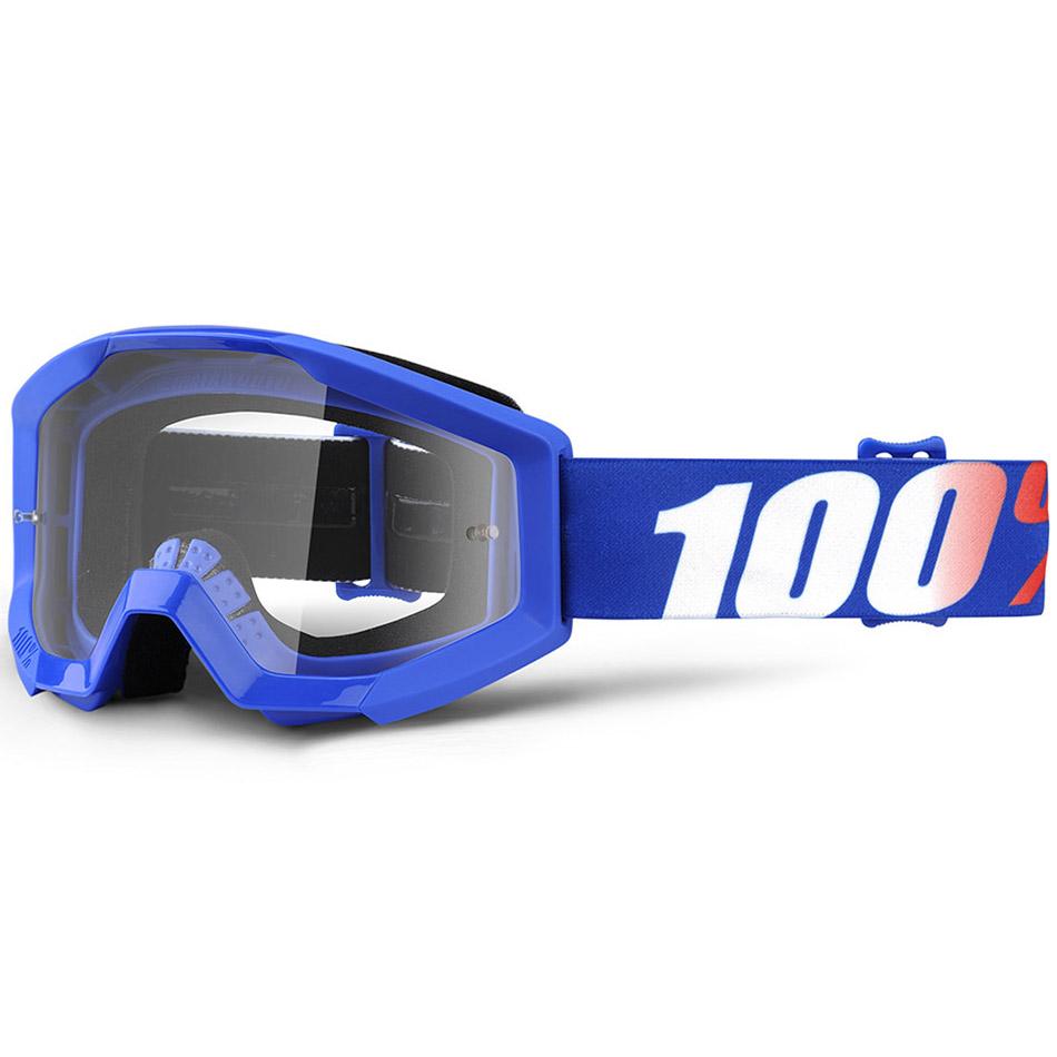 100% - Strata JR Nation Clear Lens, очки