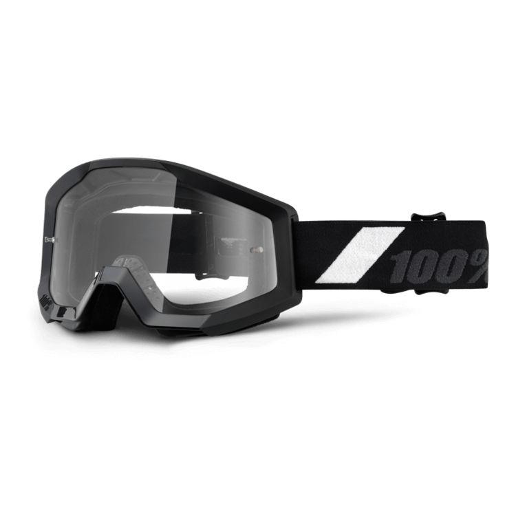 100% - Strata JR Goliath Clear Lens, очки