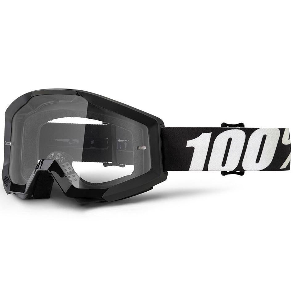 100% - Strata Outlaw Clear Lens, очки
