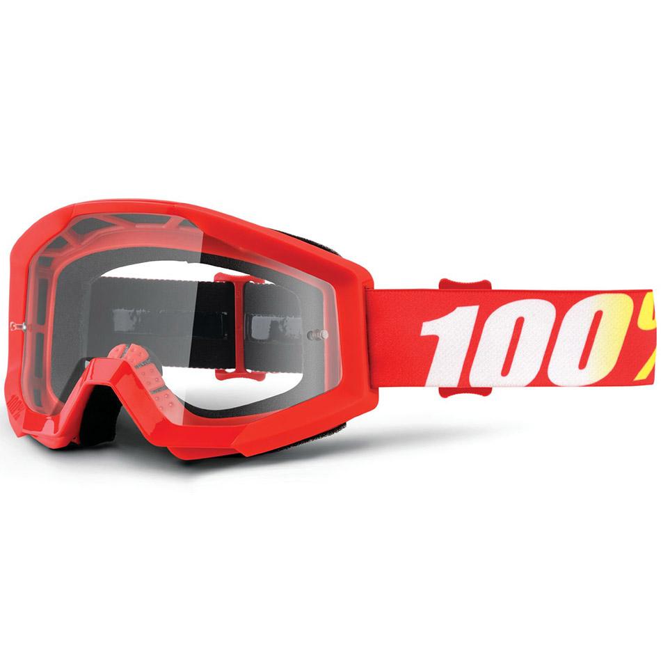 100% - Strata Furnace Clear Lens, очки