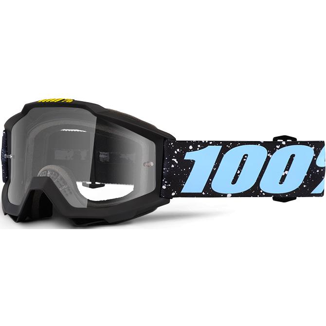 100% - Accuri JR Milkyway очки подростковые, прозрачная линза
