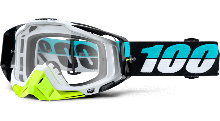 100% - Racecraft St Barth очки, прозрачная линза
