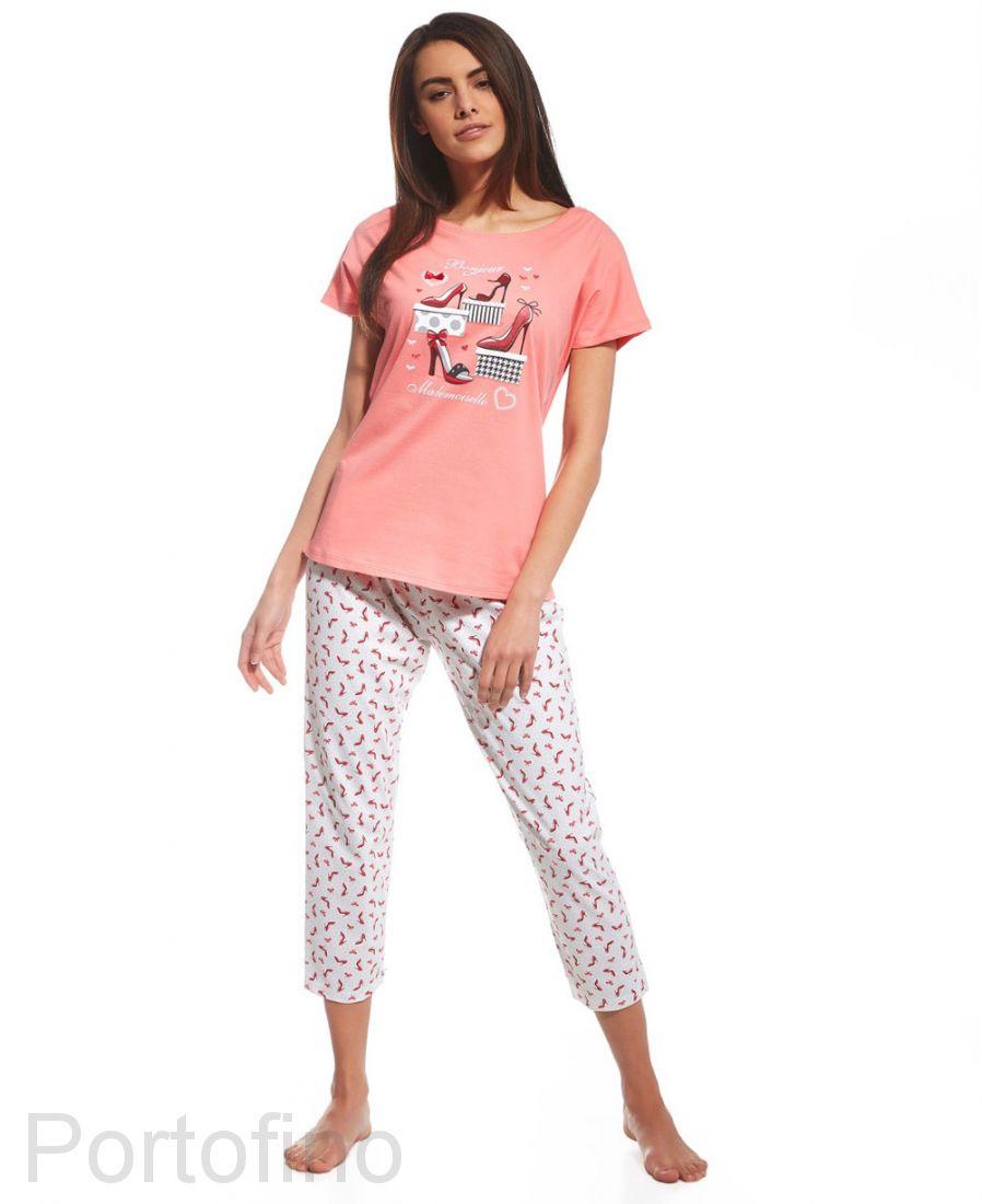665-98 Пижама женская Cornette