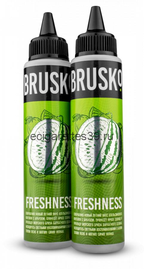 Жидкость Brusko Freshness, 60 мл.