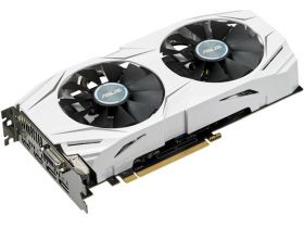 Видеокарта ASUS GeForce GTX 1070 DUAL 8192Mb