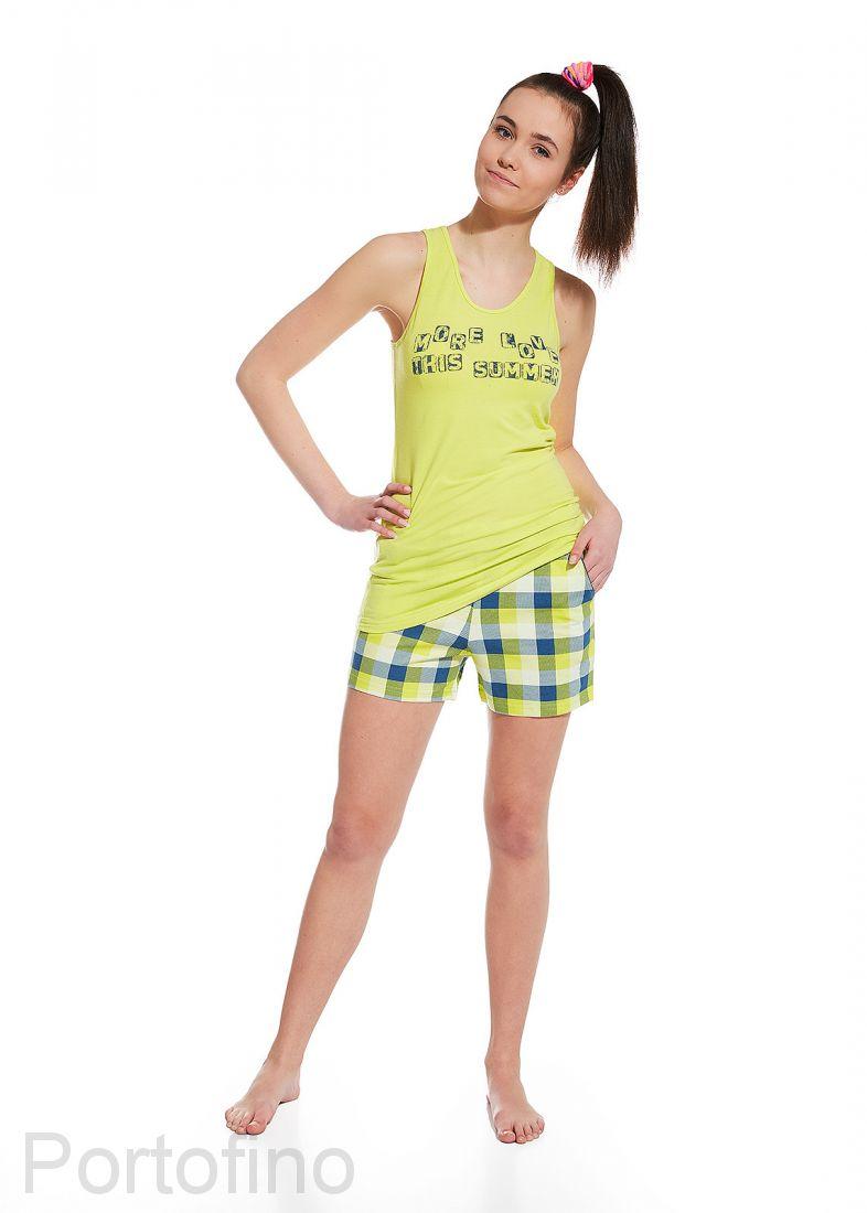292-23 Пижама женская Cornette