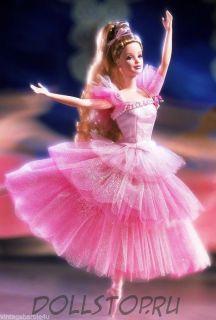 Коллекционная кукла Барби Цветочная Балерина из Щелкунчика - Barbie Doll as Flower Ballerina from the Nutcracker