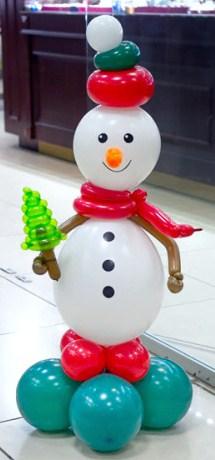 Снеговик в.5