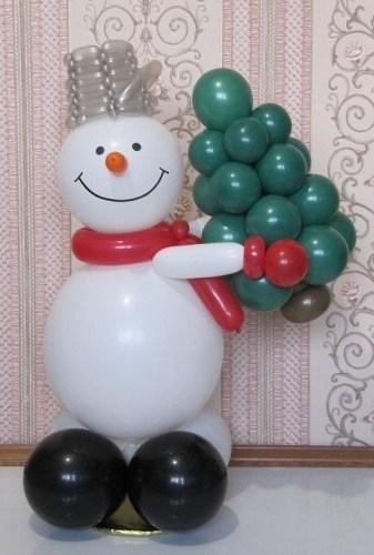 Снеговик в.6