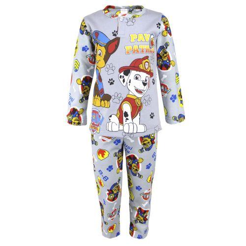 Пижама с начесом для мальчиков 2-6 лет BB0302