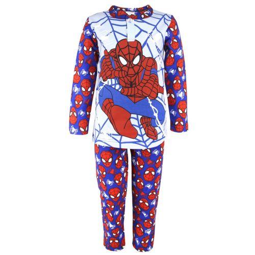 Пижама с начесом для мальчиков 2-6 лет BB0304