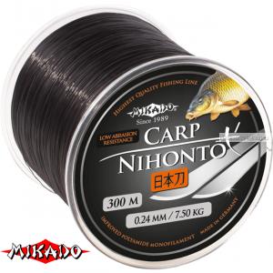 Леска мононить Mikado Nihonto Carp 300 м
