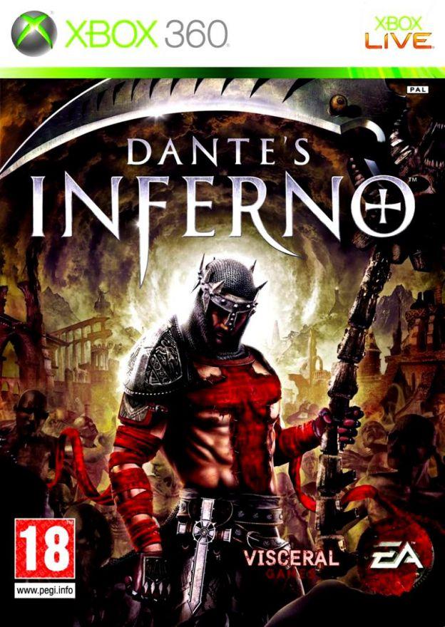 Игра Dante's Inferno (Xbox 360)