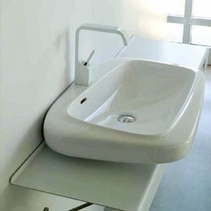 Раковина Disegno Ceramica Fluid 70