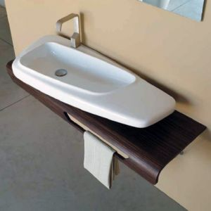 Раковина Disegno Ceramica Fluid 110