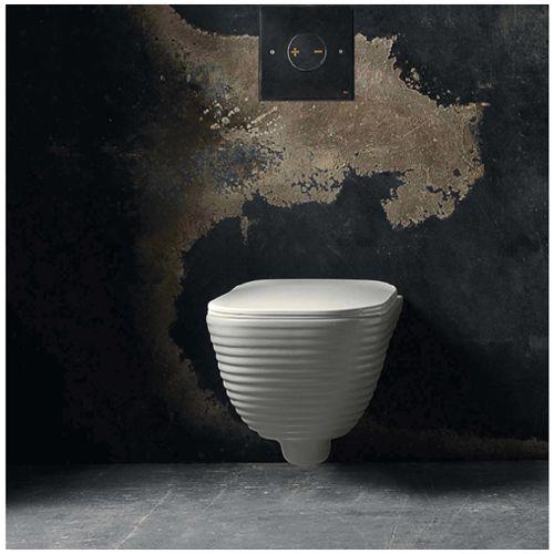 Унитаз подвесной Disegno Ceramica Loom
