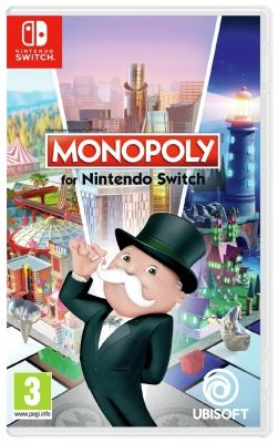 Игра Monopoly (Nintendo Switch)