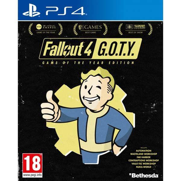 Игра Fallout 4 Goty (PS4)