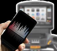 Синхронизация видео- и аудио-файлов с большинством современных планшетов и смартфонов