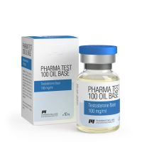 PHARMA TEST 100 OIL BASE отзывы