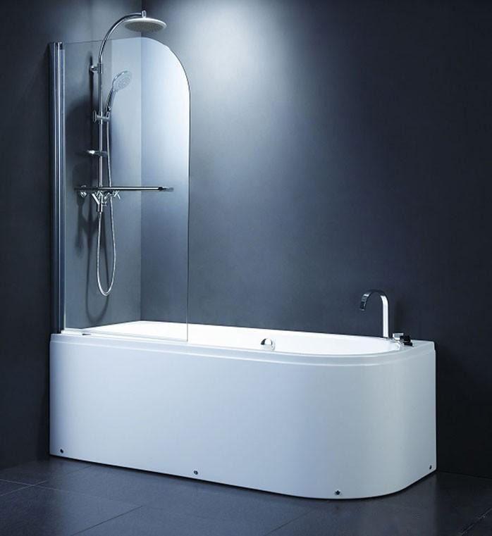 Шторка для ванной Bandhours Eko 80 (Эко 80) 80 см ФОТО