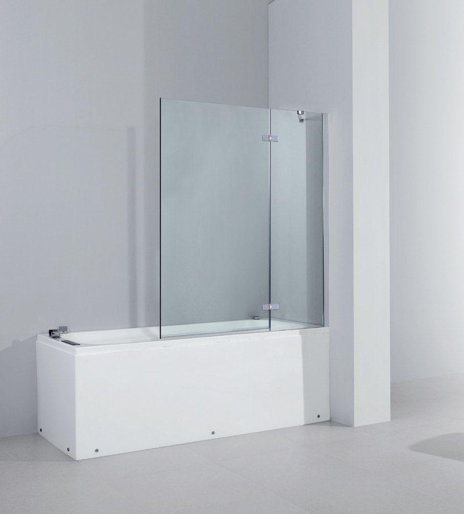 Шторка для ванной Bandhours Eko 100 (Эко 100) 100 см ФОТО