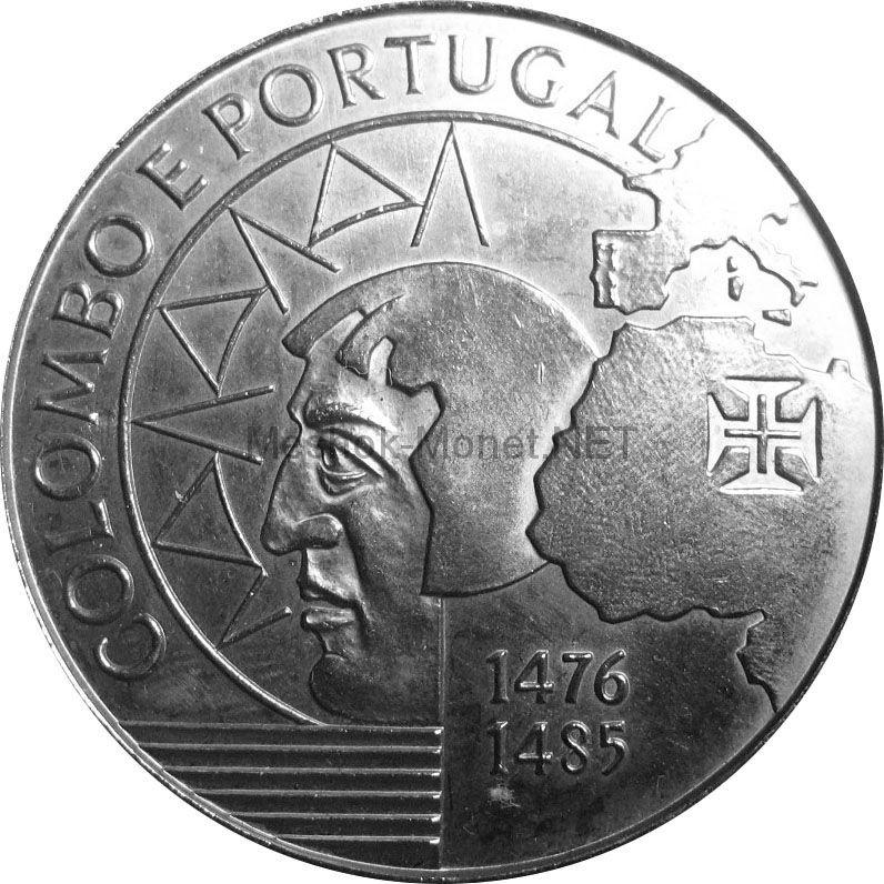 Португалия 200 эскудо 1991 г.