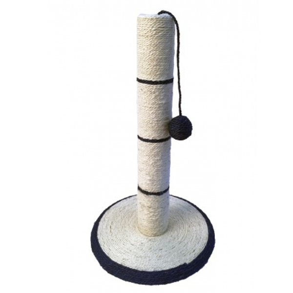 Когтеточка-столбик Papillon Италия для кошек 31х31х46см