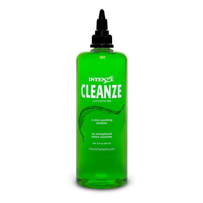 Tattoo CLEANZE - мыло-антисептик