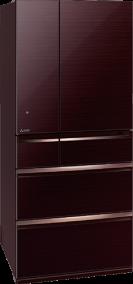 Холодильник Mitsubishi Electric MR-WXR627Z-BR-R