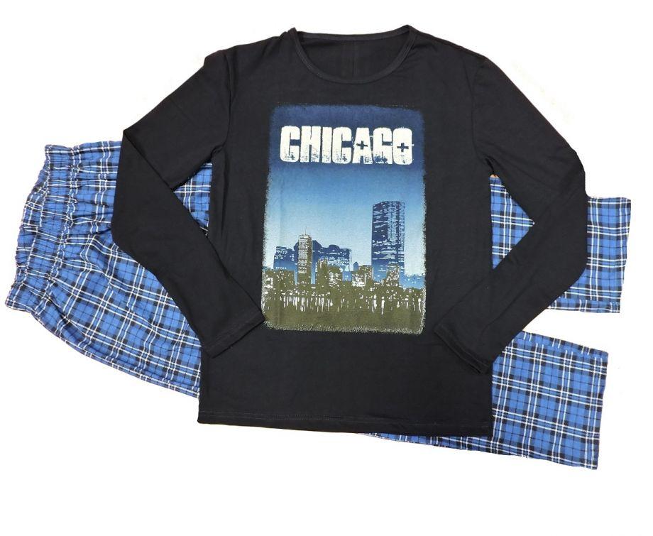 Костюм мужской Чикаго Efri-Sk147 (хлопок)