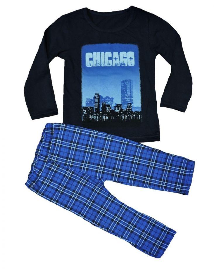 Костюм детский Чикаго Efri-Sd203 (хлопок)