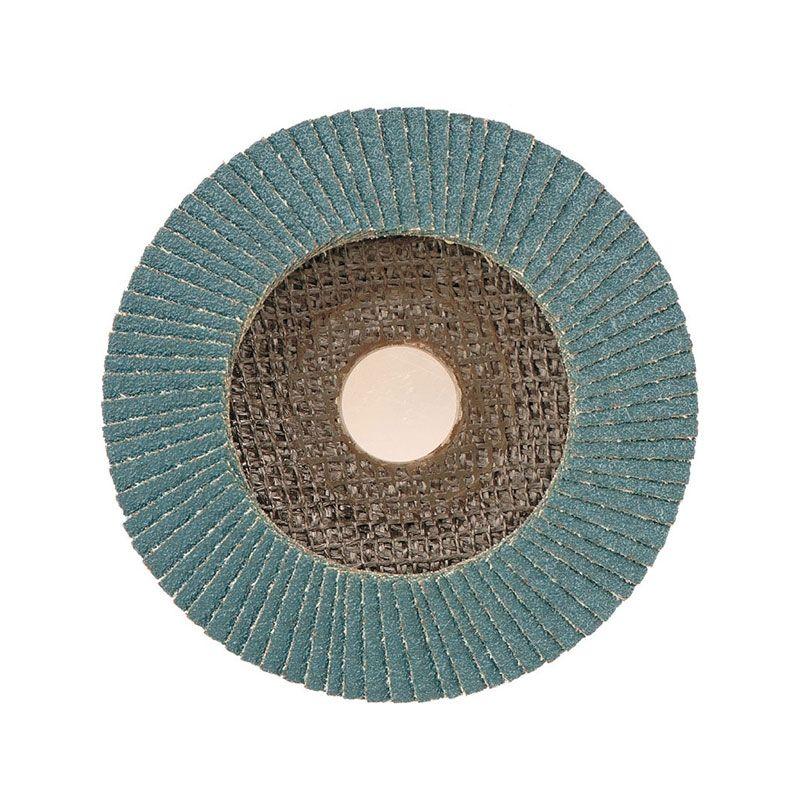 Smirdex Круг лепестковый КЛТ Zr D 125мм, Р60
